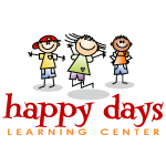 Happy Days Learning Center Logo