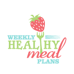 Weekly Healthy Meals Logo