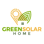 Green Solar Home Logo