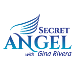 Secret Angel with Gina Rivera Logo