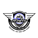 Ryan's Powersports & Racing Services Logo