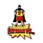 Fatman vs Logo