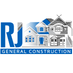 RJ General Construction Logo