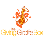 The Giving Giraffe Box Logo