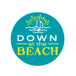Down at the Beach Logo