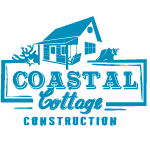 Coastal Cottage Construction Logo