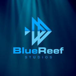 Logo design bluerif