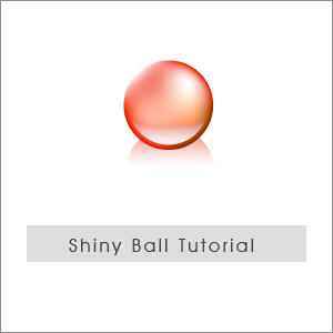 shiny ball logo