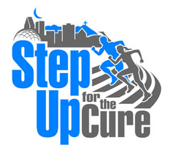Step Up for the Cure Logo Design