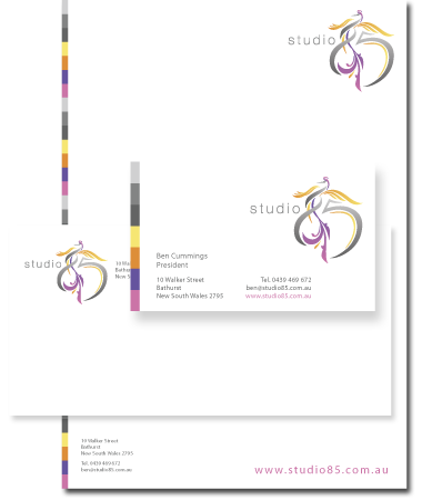 Stationery Design Studio 85