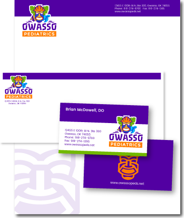 Stationery Design Owasso