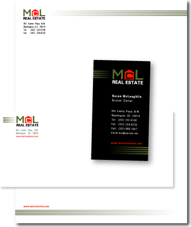 Stationery Design MCL