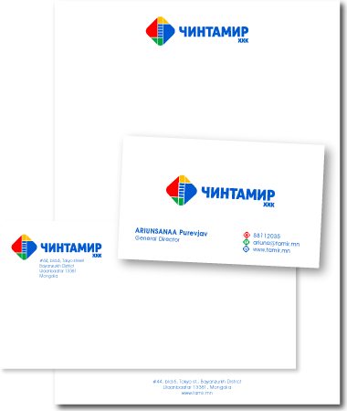 Stationery Design chintamir