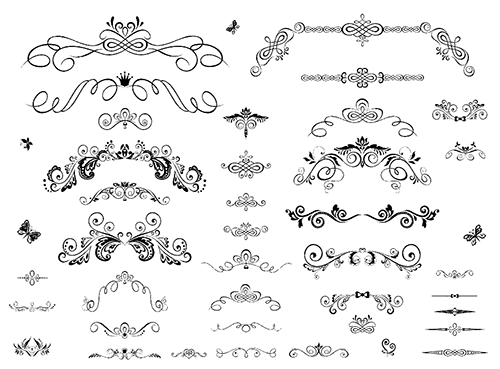 vintage frame design png. For Our Purposes, We Will Use A File From Free Vector Resource: Vintage Frame Design Png O