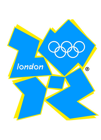 Olympics logo London United Kingdom 2012 summer