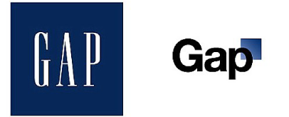 Gap logo designs