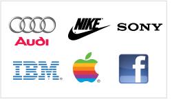 Copyright Logo Example