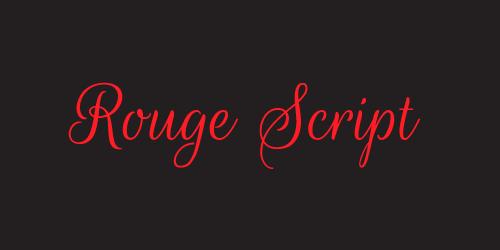 26 Best Cursive Google Fonts For Logo Design